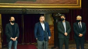 Juntos por el Cambio rechazó convocatoria del presidente Fernandez