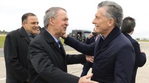 """Macri cuestionó a los cordobeses que avalaron el """"saqueo"""" a los porteños"""