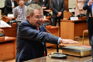 """""""LLEGAMOS CON VOCACIÓN DE DIÁLOGO Y CONSENSO PARA ELIMINAR LA GRIETA"""""""