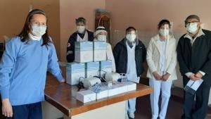 "Hospital de Abra Pampa, paso a ""otro"" nivel"