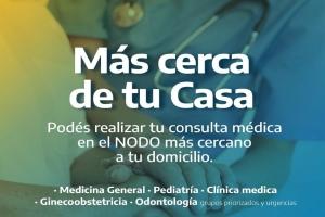 Rigen nuevos horarios y modos de atención sanitaria en Jujuy