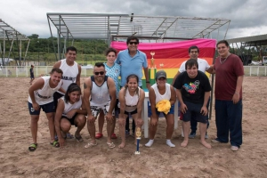 Segundo Torneo LGBTTTIQA+. Rompiendo estereotipos