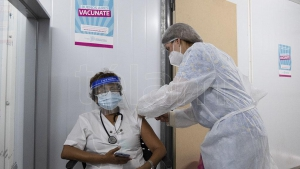 Ratifican que el plan de vacunación contempla más de 51 millones de dosis