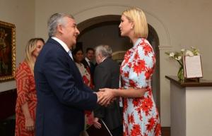Gesto de EE.UU.: en Jujuy, Ivanka Trump anunció una inversión de US$ 400 millones para obras viales