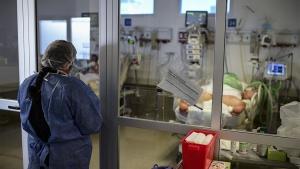 Alta ocupación en terapias intensivas del país