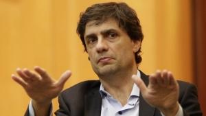 """Lacunza adelantó que buscarán """"reperfilar"""" los vencimientos de deuda con el FMI"""