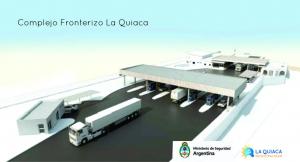Remodelarán el complejo fronterizo La Quiaca-Villazón