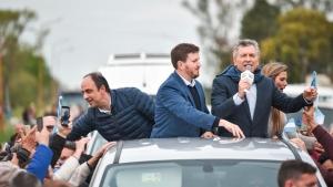 """Macri llamó a """"cambiar la Argentina para siempre"""""""