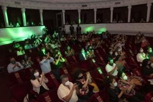 El Teatro Mitre abrió la temporada 2021