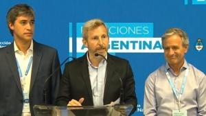 El Frente de Todos se impone por un 47,21% a Juntos, que tiene 41,42%