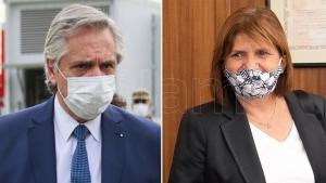 Sin acuerdo en la mediación, Fernández demandará a Bullrich por difamaciones