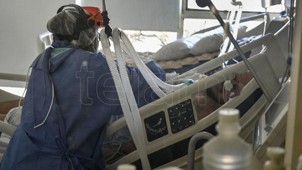 Murieron 496 personas y 24.475 fueron reportadas con coronavirus en el país