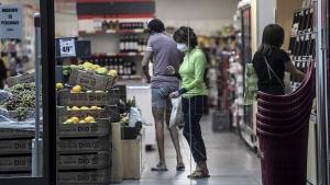 El índice de precios al consumidor subió 2,8% en septiembre