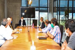 La UATRE destacó la creación del Ente de Desarrollo Santa Bárbara Productivo