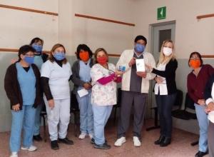 Hospital Zabala conformó un COE intrahospitalario