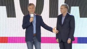 Macri felicitó al presidente electo, Alberto Fernandez, y lo invitó a desayunar