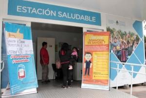 SEGUNDA COLECTA DE SANGRE