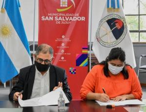 """""""Proyecto Puente"""" entre municipio y Ministerio de Desarrollo Social"""
