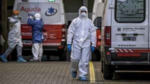 257 personas murieron y 5.726 fueron diagnosticadas con coronavirus en el país