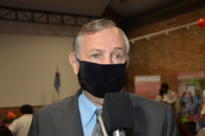 """""""Marcharán por un trasfondo político partidario """""""