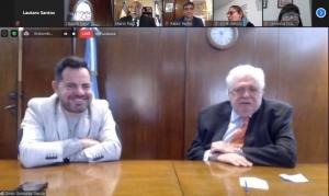 El COFELESA se reunió con Ministro Ginés Gonzalez