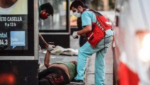 Coronavirus: ascienden a 433 los muertos y hay 10.649 casos confirmados en el país
