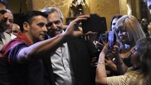 """""""Cuando la gente vota, hay que aceptar el resultado"""", aseguró Alberto Fernández"""