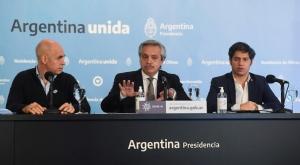 Alberto Fernández extendió el aislamiento hasta el 7 de junio