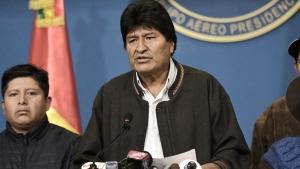 Evo consigue asilo en México y Bolivia padece en medio de la violencia y el vacío de poder