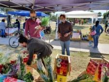 """Palpalá tiene un """"Mercado de las flores"""""""