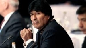 Hay una orden de detención contra Morales, según Camacho y el propio Evo