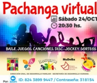 "Municipio invita a una ""Pachanga"" virtual"
