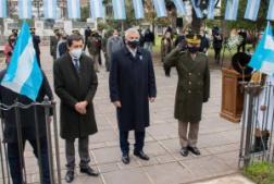 Recordaron la figura del General Manuel Belgrano