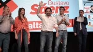 """Gustavo Sáenz: ahora """"empieza a escribirse una nueva historia en Salta"""""""