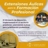 Extensiones Áulicas para la Formación Profesional