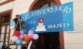 """El CID """"Herminio Arrieta"""" celebró 81 años"""