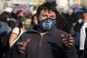 """Grabois: """"Me hace ruido la fortuna de los Kirchner"""""""