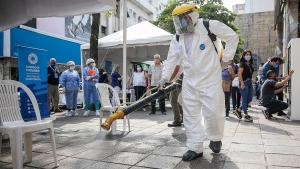 Coronavirus en la Argentina: reportaron 15 muertos y 1415 nuevos casos