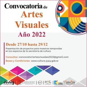 Inscripciones para exposiciones artísticas 2022