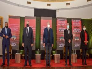 Cambia Jujuy presentó a sus precandidatos