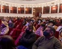 Artistas celebraron el día de la Cultura Nacional en el Mitre